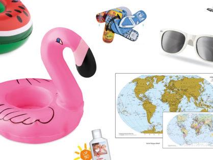 Sommer, Sonne, Reisen - die perfekten Werbeartikel für die Urlaubssaison