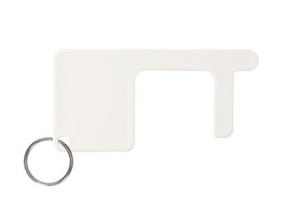 Schlüsselanhänger Safe contact mit Schlüsselring