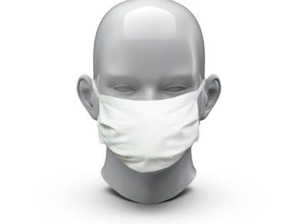 Zwei Lagige Community-Maske