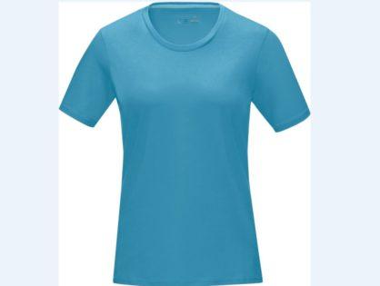 Azurite T-Shirt aus GOTS-zertifiziertem Bio-Material für Damen & Herren