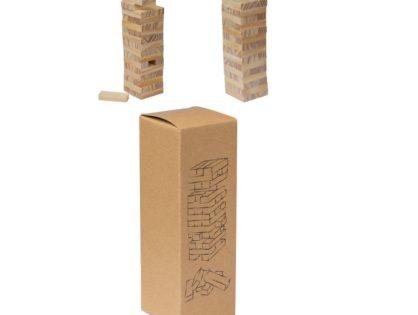 Stapel-Geschicklichkeitsspiel aus Holz