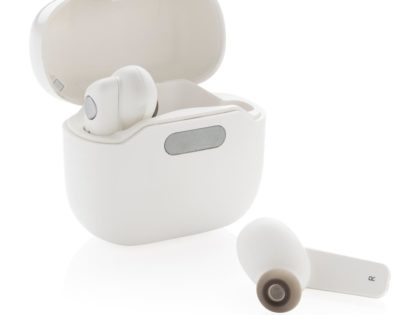 TWS Ohrhörer in UV-C Sterilisations Lade-Case