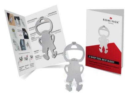 ROMINOX® Shop Tool // Best Buddy - 11 Funktionen